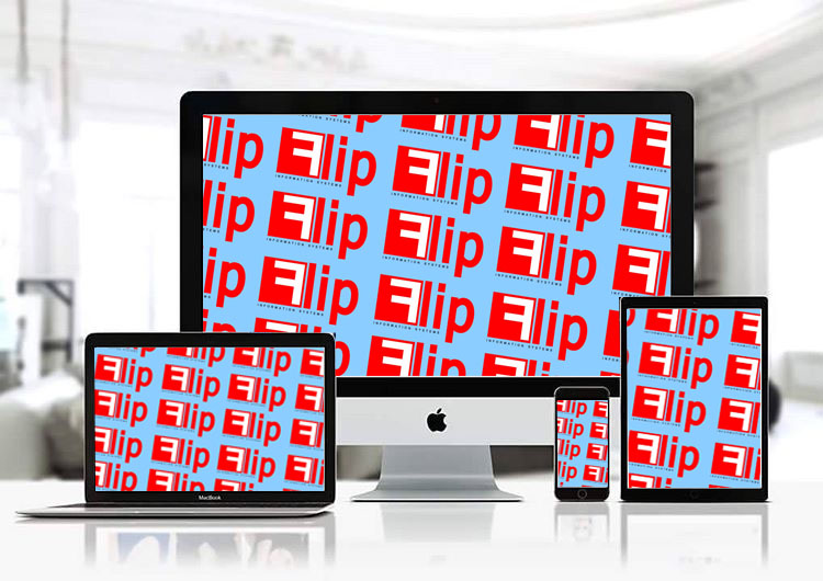 flip web
